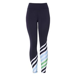 Tory Burch Pants - Tory Sport Diagonal Stripe Leggings